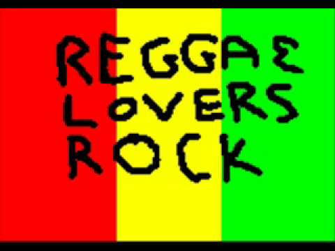 Anthony Que -  Army Of Lovers, reggae lovers rock.wmv