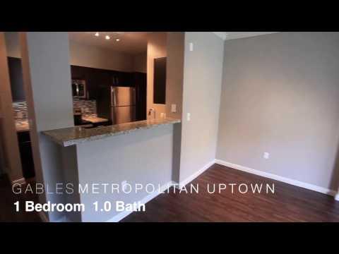 Gables Metropolitan Uptown Bedroom Walkthrough
