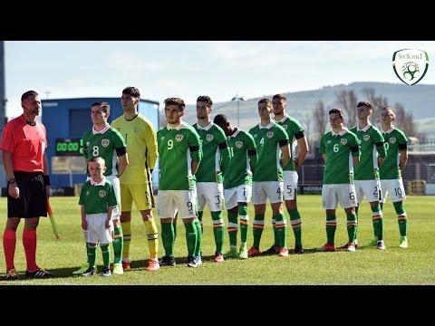 U21 Highlights: Republic of Ireland 1-0 Kosovo