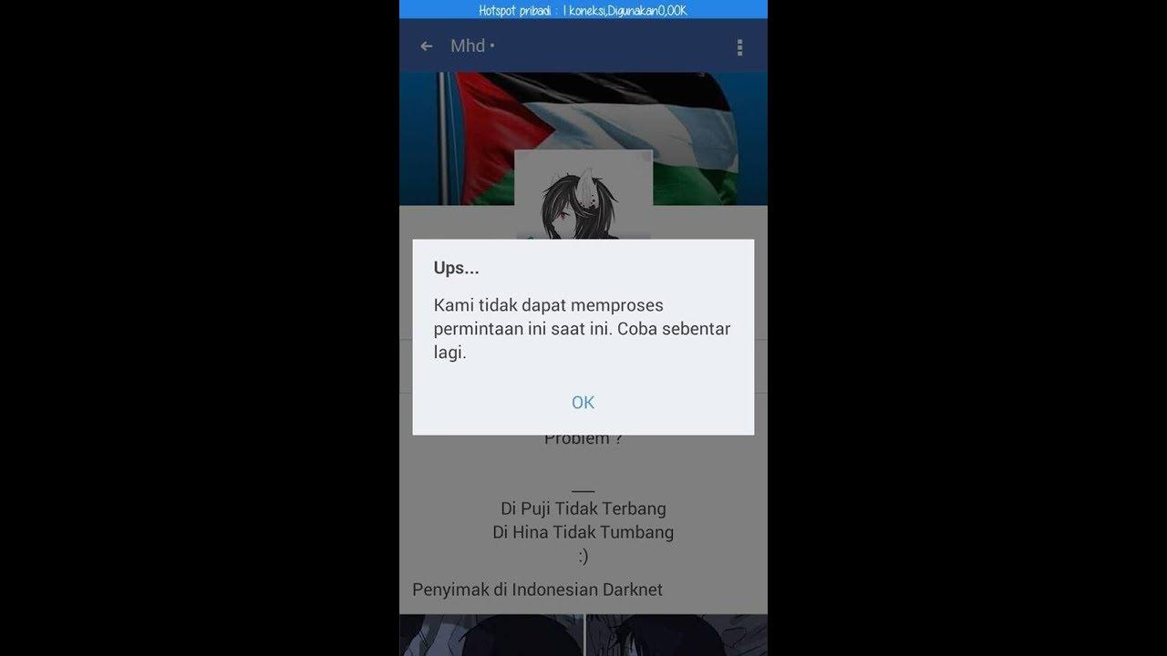 Cara membuat akun FB overlite/overload 2018 #1