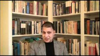 "2012 ΦBK Video Series:  ""Iran: Recent History and Current Tensions,"" from Jamsheed Choksy"