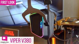 Viper Gaming V380 RGB Headset #Computex2019