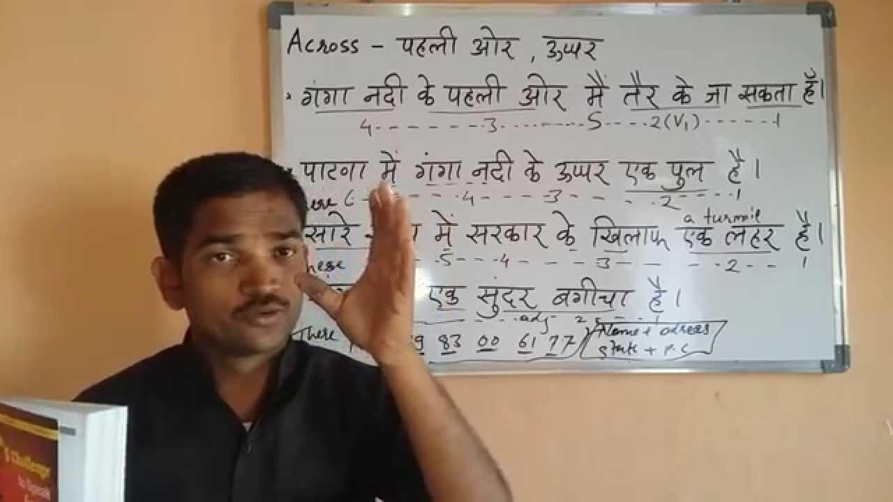 ESL - Spoken English through Punjabi  Learning  Videos  Course Class   Tutorials  lessons