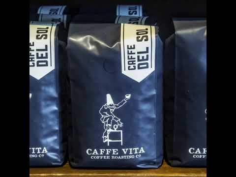 Portland Coffee: Caffe Vita Coffee Roasting Company