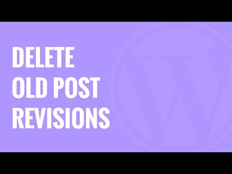 Delete Old Post Revisions In WordPress With Better Delete Revision