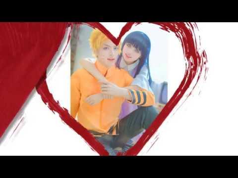 Sangat keren dan gemesin foto kehamilan ala Naruto dan Hinata di dunia nyata