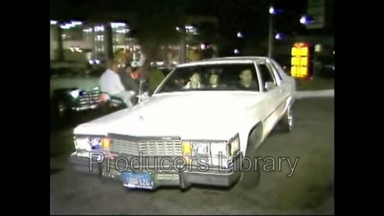Los Angeles 1988 Low Riders Youtube
