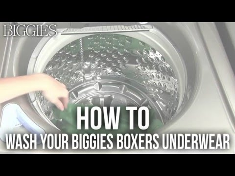Image result for biggies boxers how to wash your biggies