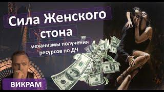 Влияние женских стонов на деньги мужчины Механизмы ДЧ Читает Викрам