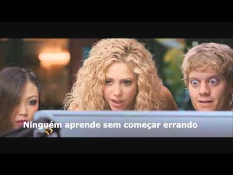 Shakira - Try Everything ( legendado)
