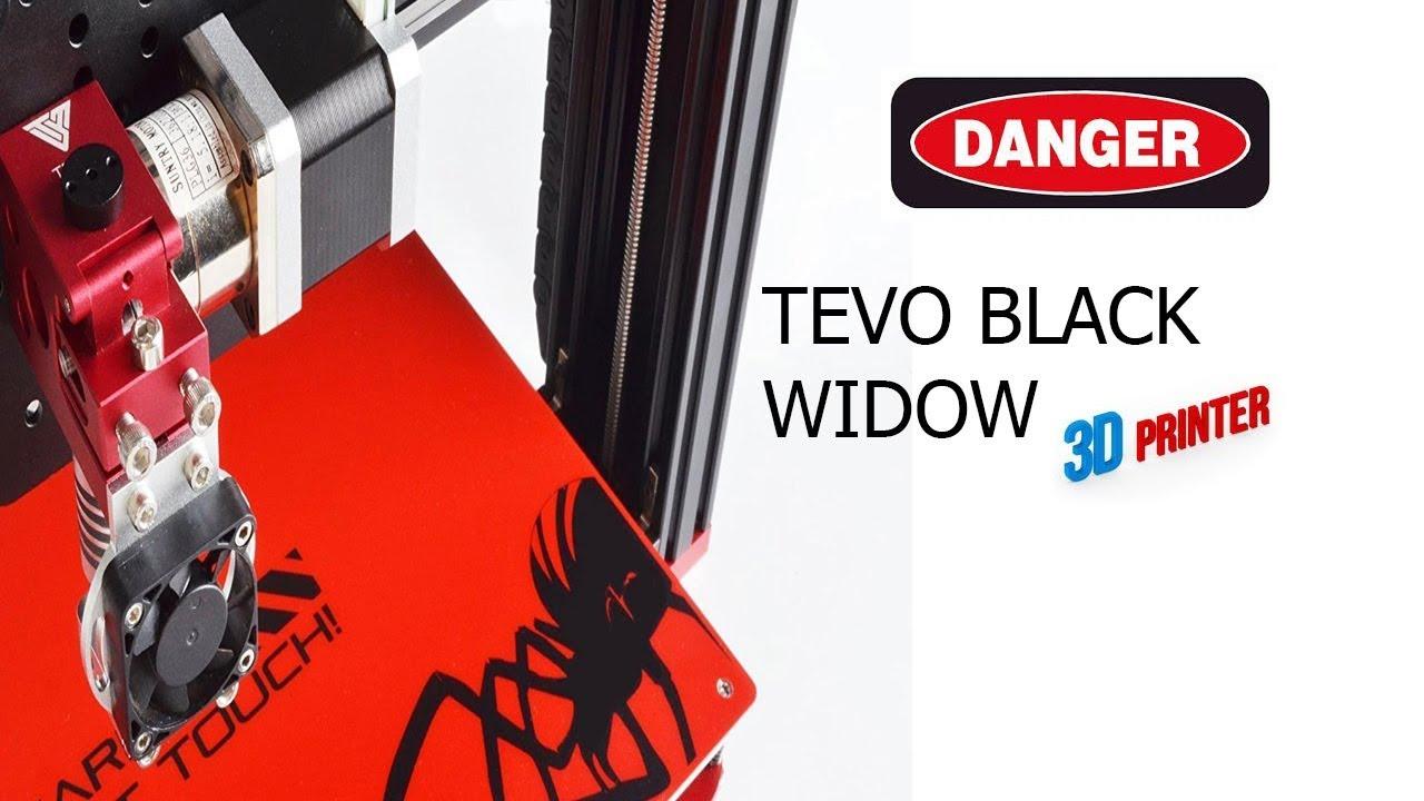 Tevo Black Widow Printer Review