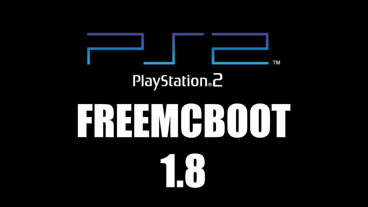 como instalar free mcboot en ps2