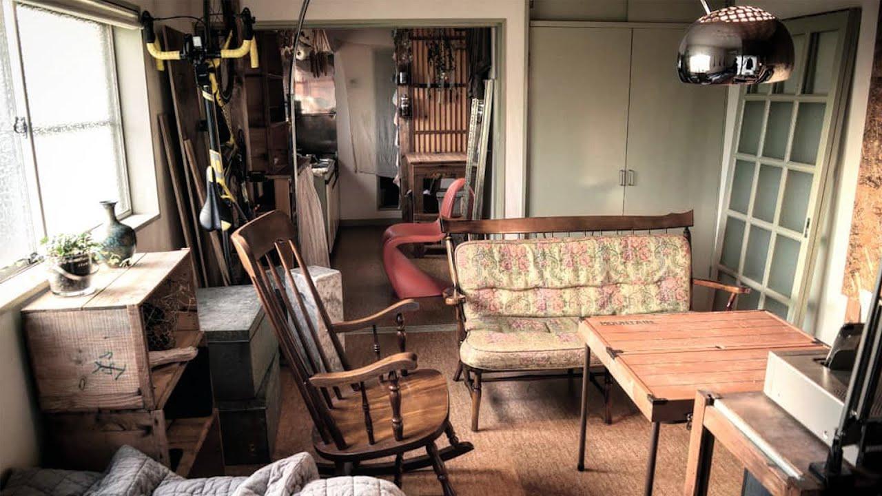 実はモノで溢れていました...この部屋の過去を紹介。【一人暮らしの日常#146】