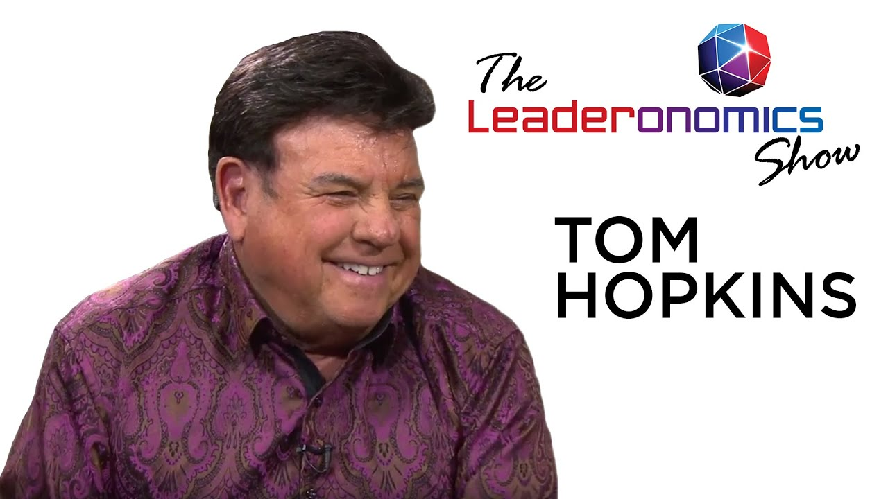 Q&A With Tom Hopkins, The Builder Of Sales Champions