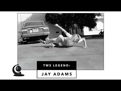 TWS Legend Award: Jay Adams - TransWorld SKATEboarding