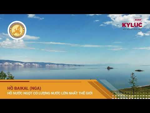 KylucRadio.vn| Hồ Baikal (Nga) - Hồ nước ngọt có lượng nước lớn nhất thế giới