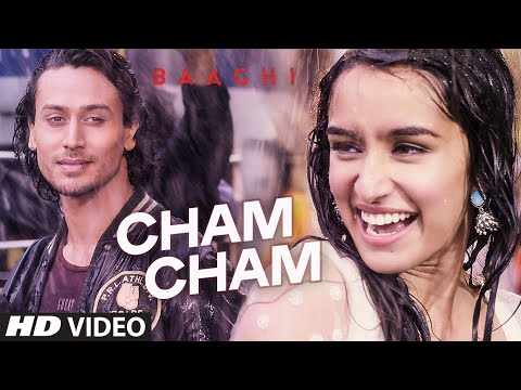 Cham Cham Video Song - BAAGHI