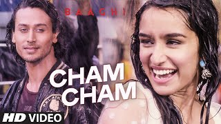 Cham Cham Video  BAAGHI | Tiger Shroff, Shraddha Kapoor | Meet Bros, Monali Thakur | Sabbir Khan(Click to SHARE on FB - http://bit.ly/ChamChamSong Presenting Cham Cham Video Song from upcoming movie BAAGHI directed by Sabbir Khan, starring Tiger ..., 2016-04-07T09:04:13.000Z)
