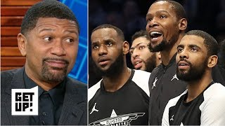 No chance Kevin Durant, Kyrie Irving join LeBron on the Lakers – Jalen Rose | Get Up!