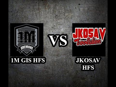 1M GIS HFS vs JKOSAV HFS - EXR LEAGUE MATCH - MAP DOWNTOWN