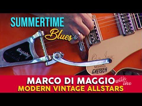 Marco Di Maggio x Modern Vintage Allstars: Summertime Blues / Hungarian Lottery TV Show