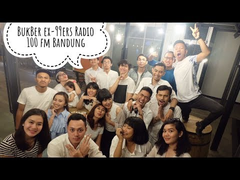 Buka Puasa Bersama ex-99ers Radio 100 FM Bandung