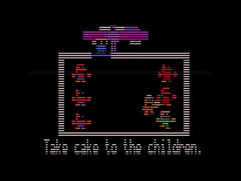 Give cake quot minigame fnaf 2 youtube