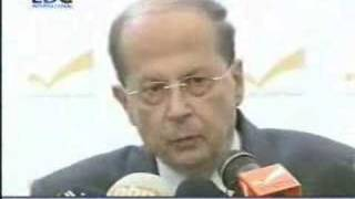 Michel Aoun the gentleman