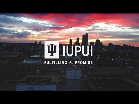 IUPUI From The Sky