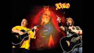 Tenacious D - Last in line (tribute to Dio 2014)