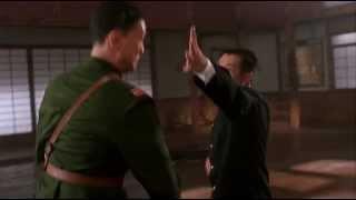 Эпизод(1) из фильма «Кулак легенды»(Джет Ли)