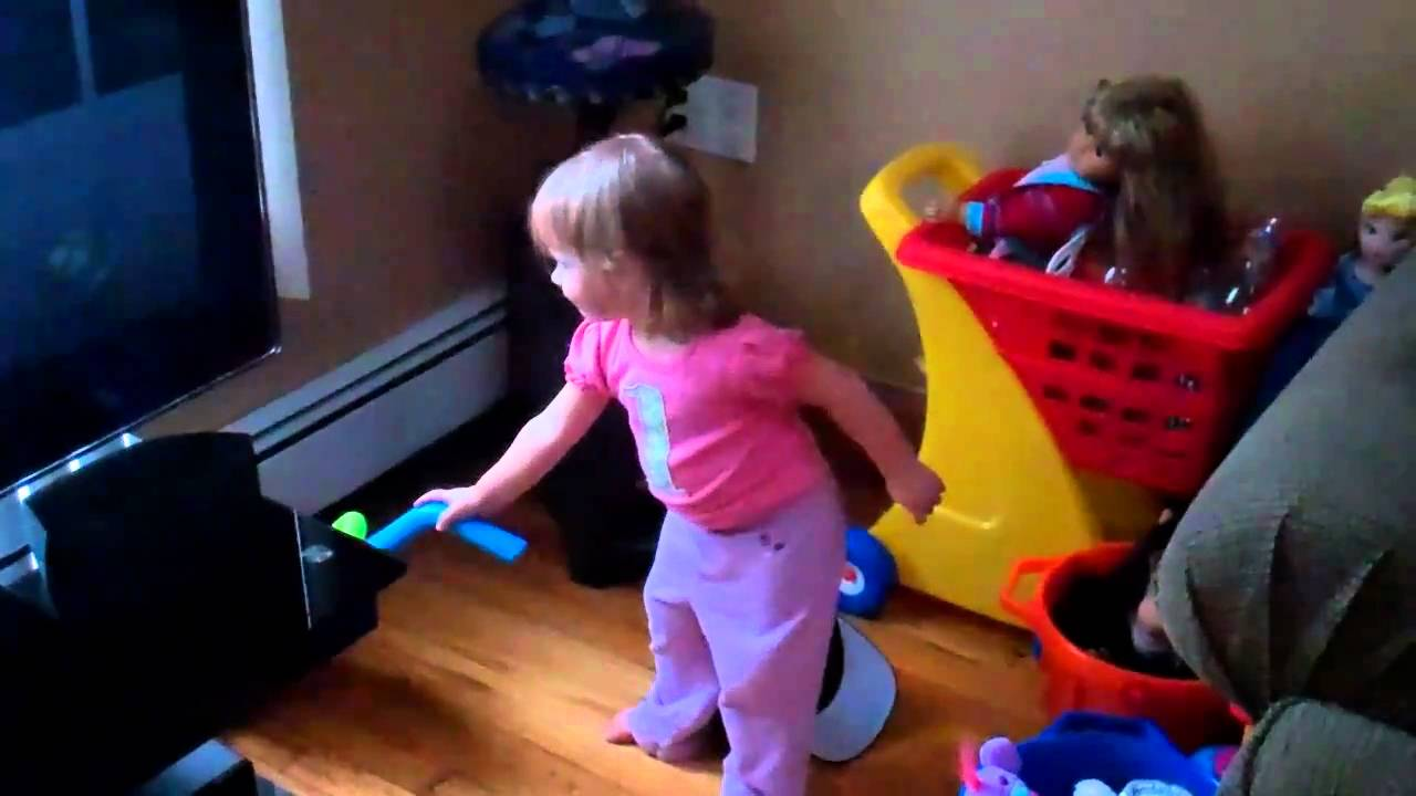 life with a 20 month old - YouTube