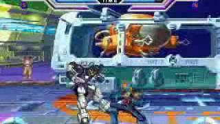 LV Megaman.EXE MUGEN #8: Gundam Deathscythe (taurusac195)