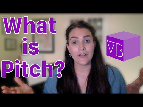 What is Pitch? A Singer's Guide