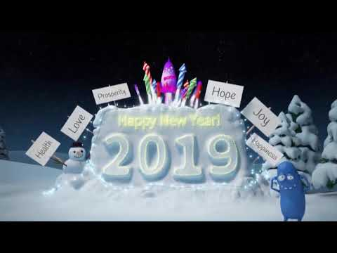 Happy new year 2019 images hd god