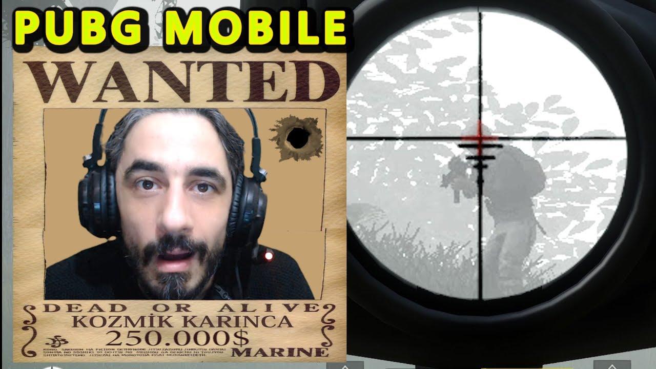 EFSANE BİR MAÇ - PUBG Mobile