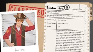 TF2: A Complete History of the Sniper