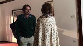 "Gossips on set of ""Aatish "" @ HUM TV"