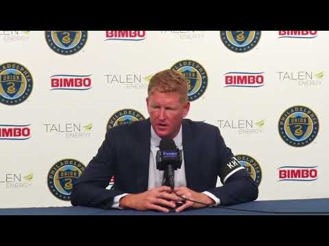 Union 0-3 Montreal Press Conference Jim Curtin