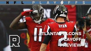 Atlanta Falcons | Talking Football Live | The Ringer