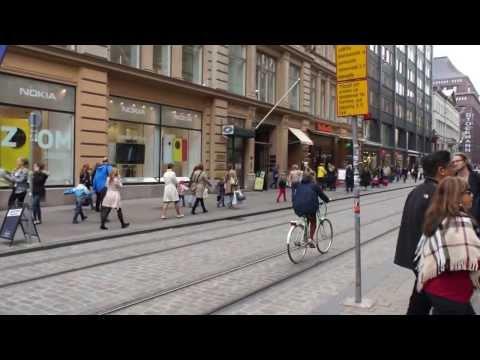 Helsinki city center