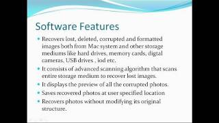 Reviews on Photo Recovery for MAC Software