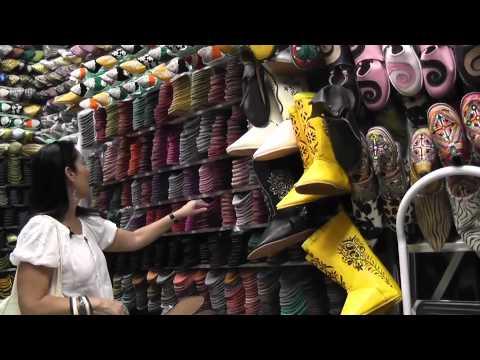 Global Shopping Guide: Marrakech