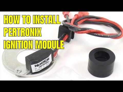 How To Install Pertronix Electronic Ignition In Your Classic Aircooled Volkswagen Beetle