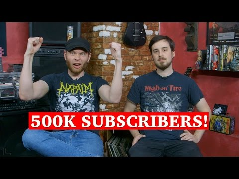 500K Subscribers! Submit Your Questions!