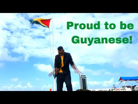 Nishal B - Im Proud To Be A Guyanese (2019 Official Guyana Chutney Music Video))