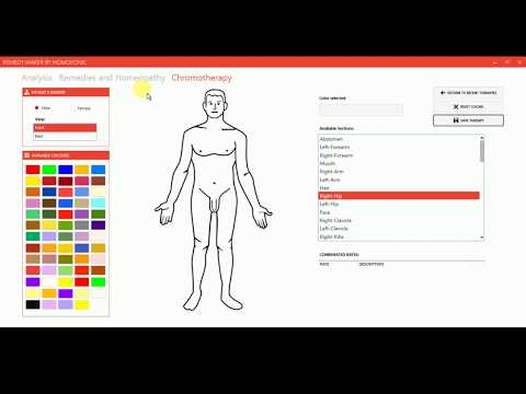 Remedy Maker Software Overview