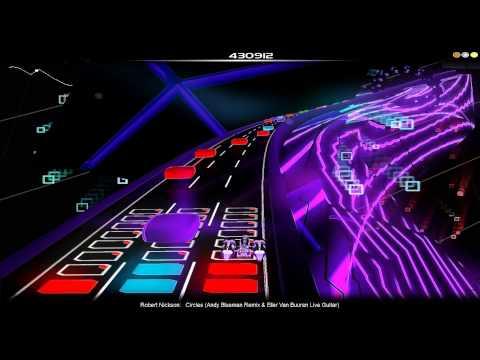 Circles (Andy Blueman remix and Eller van Buuren live guitar) by Robert Nickson