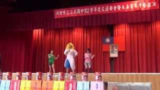 20140415 - 江翠國中交通話劇比賽 - 705班