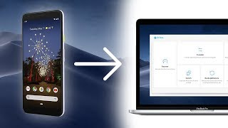 Android to Mac File Transfer | EASIEST Method!